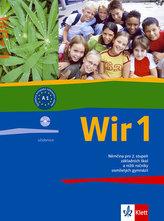 Wir 1 - učebnice