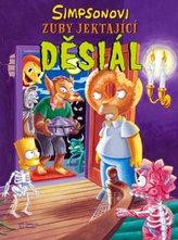 Simpsonovi Zuby jektající děsiál