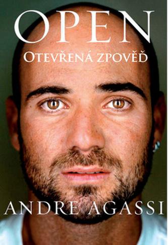 OPEN Otevřená zpověď - Andre Agassi