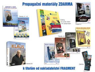 Propagační materiály Fragment srpen 3/2010