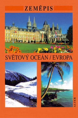 Zeměpis Světový oceán/Evropa