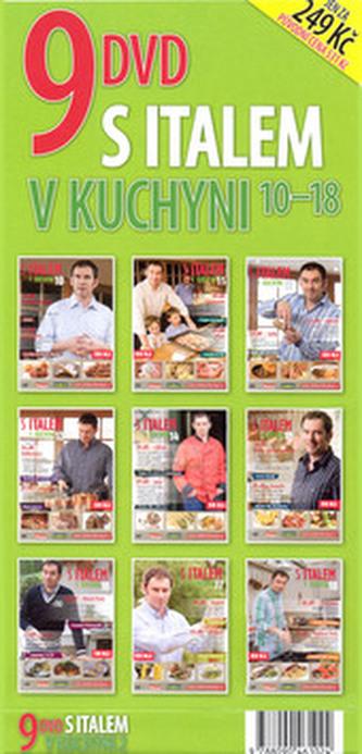 S Italem v kuchyni 9 DVD Sada 10-18