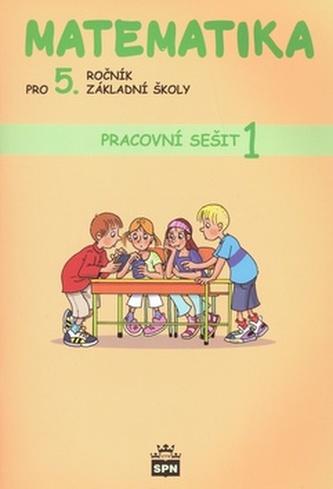 Matematika pro 5. ročník základní školy - Náhled učebnice