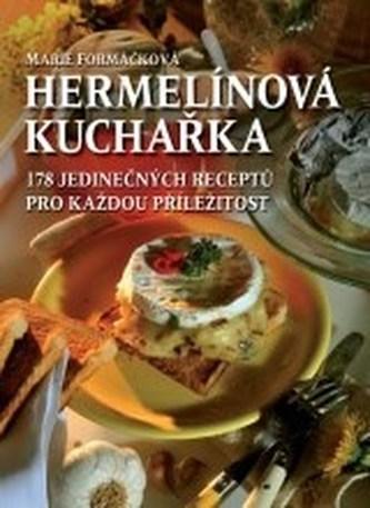 Hermelínová kuchařka Mnoho inspirativních receptů