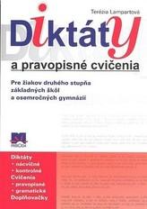 Diktáty a pravopisné cvičenia