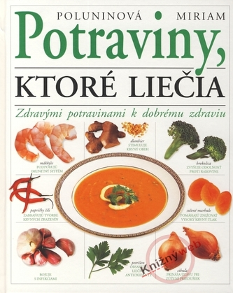 Potraviny, ktoré liečia - 3. vydanie