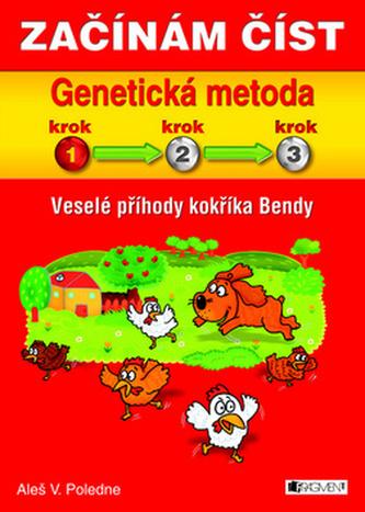 Začínám číst Veselé příhody kokříka Bendy