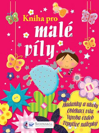 Kniha pro malé víly