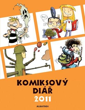Komiksový diář 2011