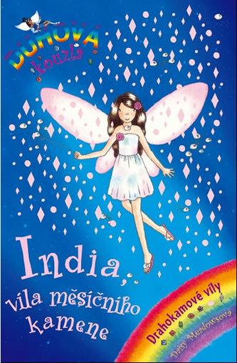 India, víla měsíčního kamene