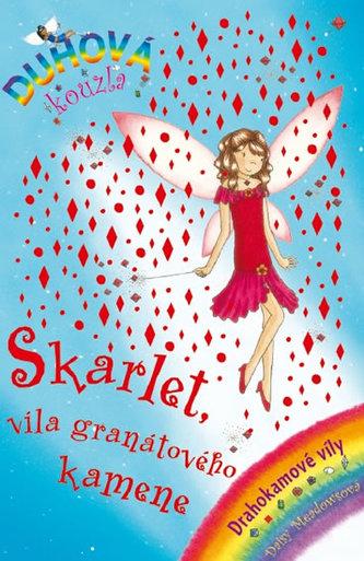 Skarlet, víla granátového kamene
