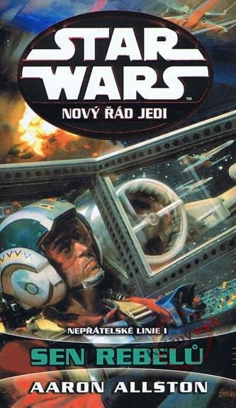 STAR WARS Nový řád Jedi Nepřátelské linie I
