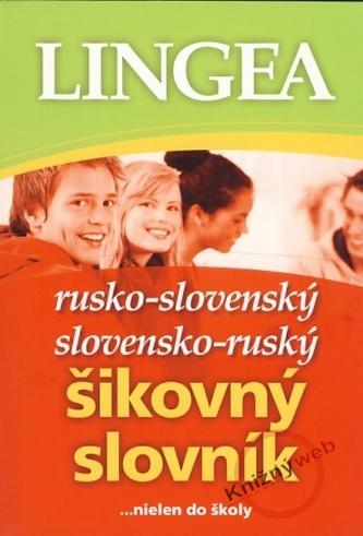 LINGEA rusko-slovenský slovensko-ruský šikovný slovník