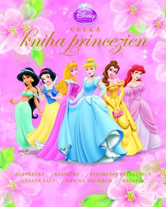 Vežká kniha princezien SK