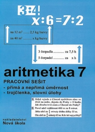 Aritmetika 7 Pracovní sešit