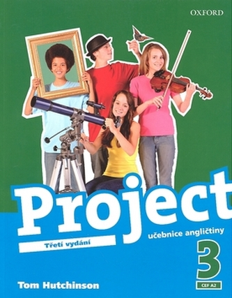 Project 3 Third Edition Student's Book - Tom Hutchinson