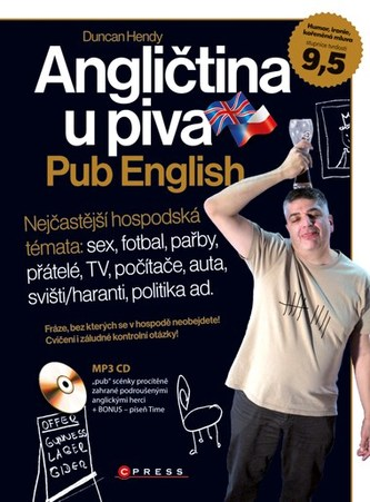 Angličtina u piva - Pub English