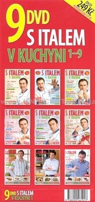 S Italem v kuchyni 9 DVD Sada 1- 9 - Kolektiv Autorů