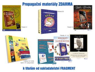 Propagační materiály Fragment září 4/2010