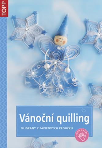 Vánoční quilling