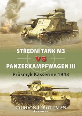 Střední tank M3 vs Panzerkampfwagen III