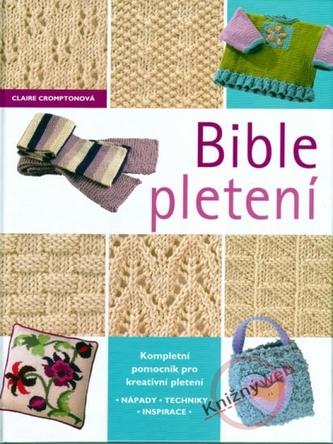 Bible pletení - 2.vydání
