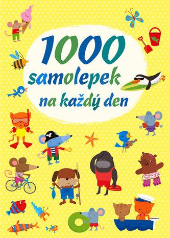 1000 samolepek na každý den