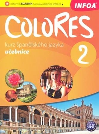 Colores 2: učebnice - Náhled učebnice