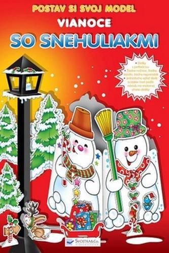 Vianoce so snehuliakmi