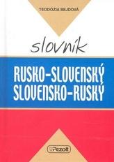 Rusko - slovenský slovensko - ruský slovník