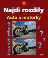 Najdi rozdíly Auta a motorky