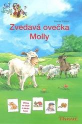 Zvedavá ovečka Molly