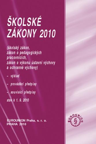 Školské zákony 2010