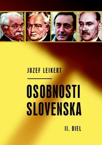 Osobnosti Slovenska II. diel