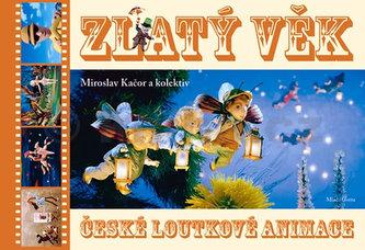 Zlatý věk české loutkové animace + DVD