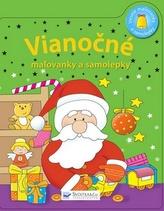Vianočné mažovanky a samolepky
