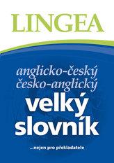 Anglicko-český česko-anglický velký slovník