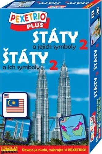 Pexetrio Státy a jejich symboly 2 - neuveden