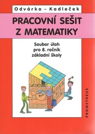 Pracovní sešit z matematiky 8.r. ZŠ