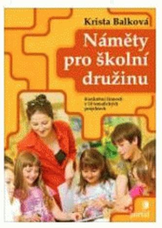 Náměty pro školní družinu
