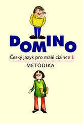 Domino Český jazky pro malé cizince 1. Metodika + CD