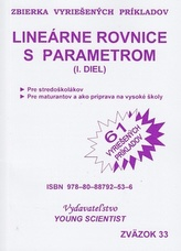 Lineárne rovnice s parametrom I.diel