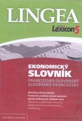 Lexicon5 Ekonomický slovník francúzsko-slovenský slovensko-francúzsky
