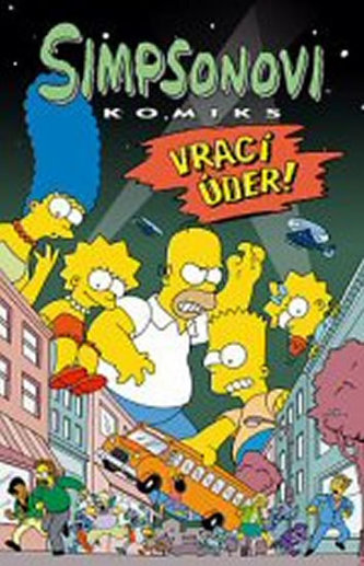 Simpsonovi vrací úder! - Matt Groening