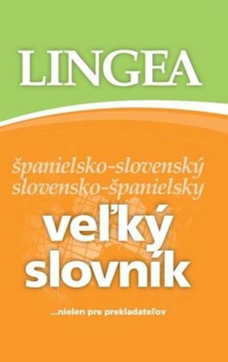 Veľký slovník španielsko-slovenský slovensko-španielsky