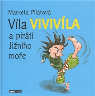 Víla Vivivíla a piráti Jižního moře