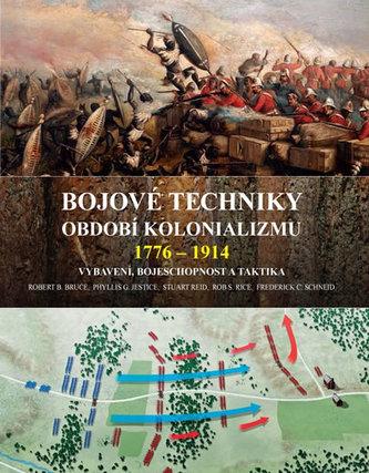 Bojové techniky období kolonializmu 1776-1914