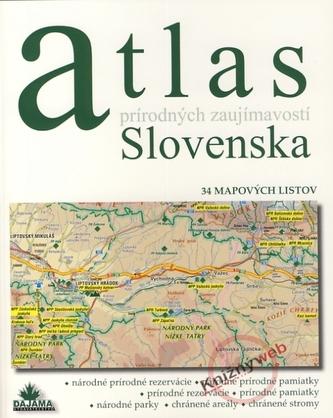 Atlas prírodných zaujímavostí Slovenska