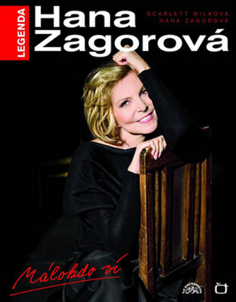 Legenda Hana Zagorová Málokdo ví + DVD