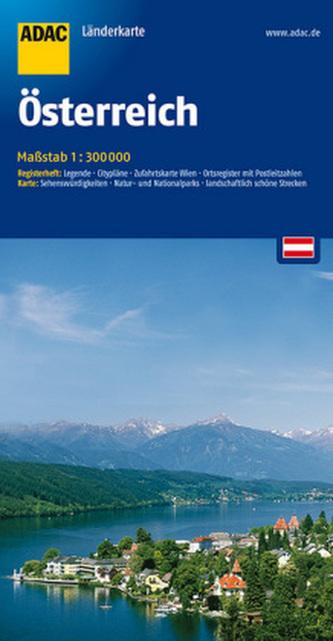 ADAC Karte Österreich